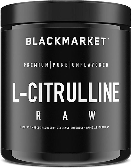 BlackMarket Labs L-Citrulline Raw