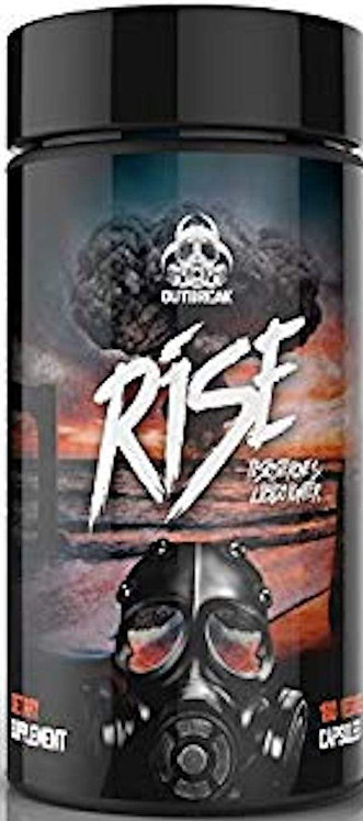 Outbreak Nutrition Rise 180 caps