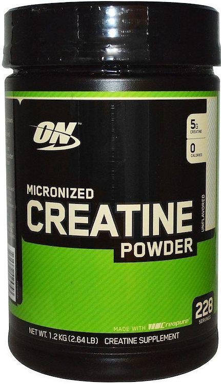 Optimum Creatine Powder 1200 gms