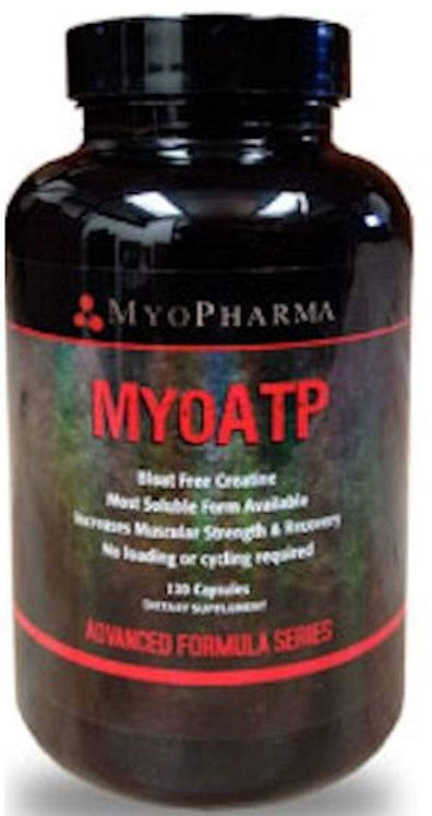 MyoPharma MyoATP (Creatine HCl)