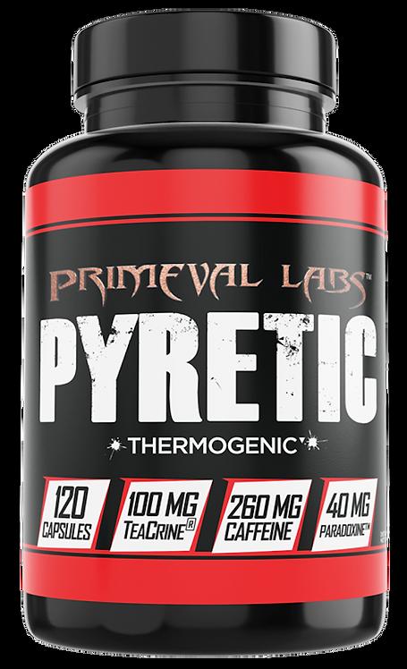 Primeval Labs Pyretic Black