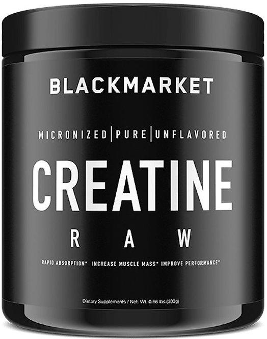 BlackMarket Labs Creatine RAW