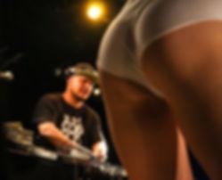 高野政所 aka DJ JET BARON