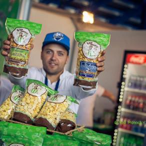 Interview with Joseph Zeppilli, Co-Founder of Bad Monkey Popcorn