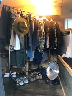 Wardrobe for Line