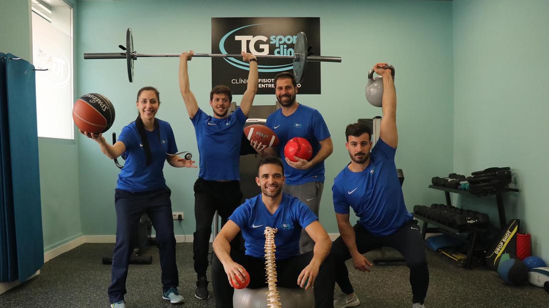 Foto equipo TG Sport Clinic.jpg