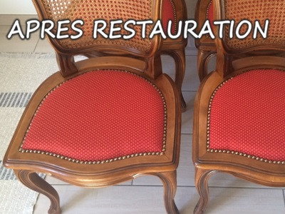 Restauration_de_Chaises_cannées_Après_réfection_par_rembourage_et_ajout_d'assise_en_tissus_détails.JPG