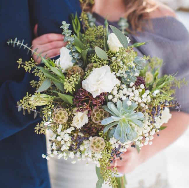 Wintery Weddings