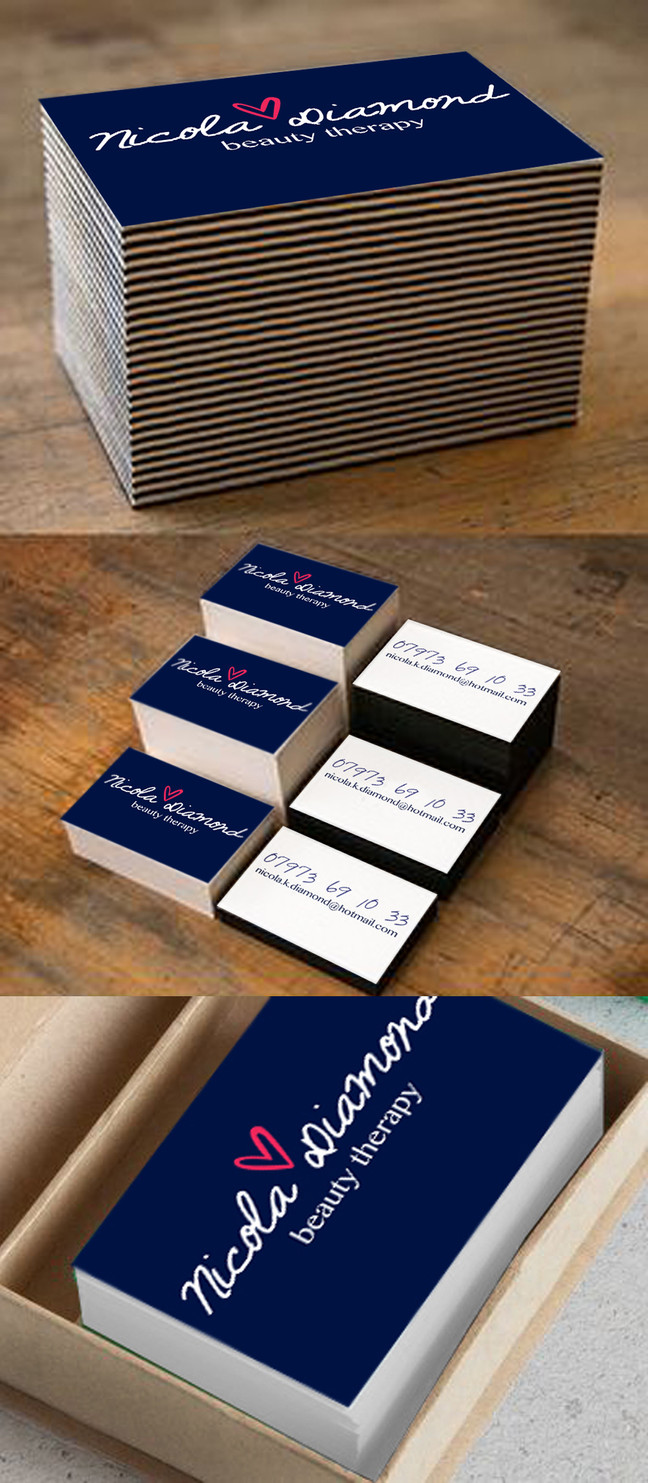 Heavy Weight Champ Business Cards
