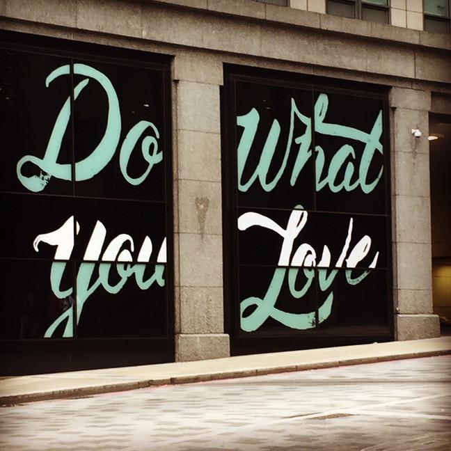 Inspiration In London