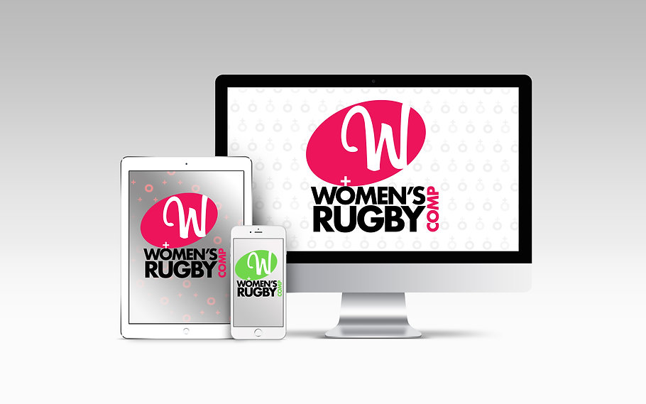 Logo design for Women's Rugby Comp social channels