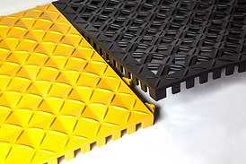 The Safe-Flex Floor System