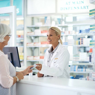 Pharmacist No Longer Suffers from Fatigue