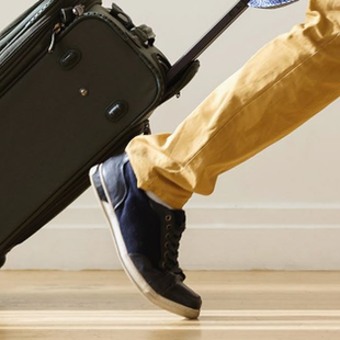 New Reflex Tiles Help High End Luggage Company Workers