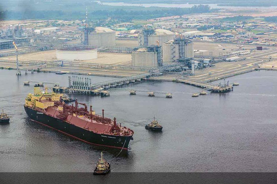 LNG Shipping.