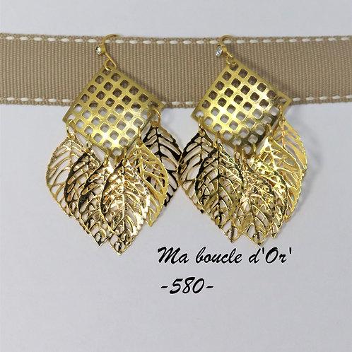 Boucles n°580