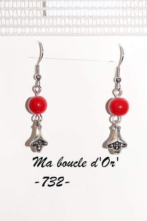 Boucles n°732