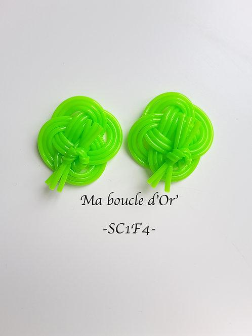 Scoubidous uni n°4