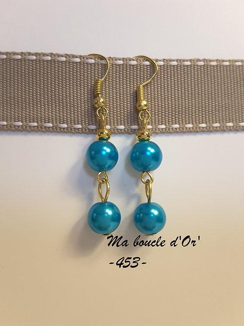 Boucles n°453 (plusieurs coloris disponibles)