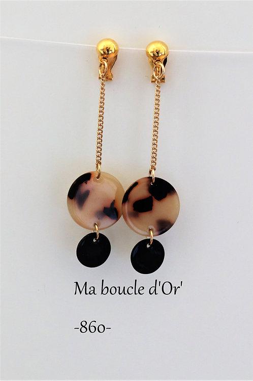 Boucles n°860