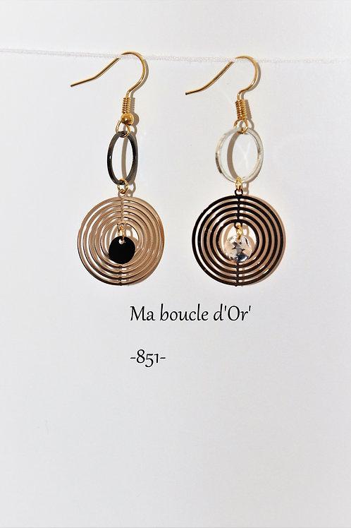 Boucles n°851