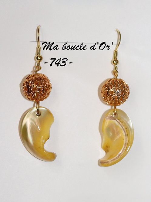 Boucles n°743