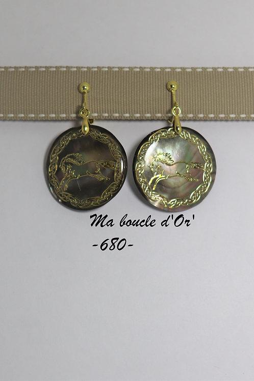 Boucles n°680