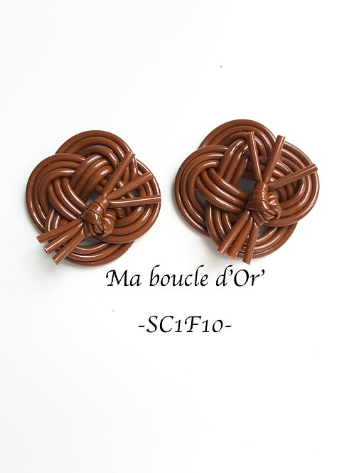 Scoubidous uni n°10