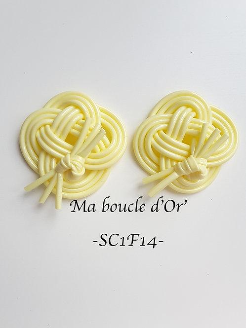 Scoubidous uni n°14