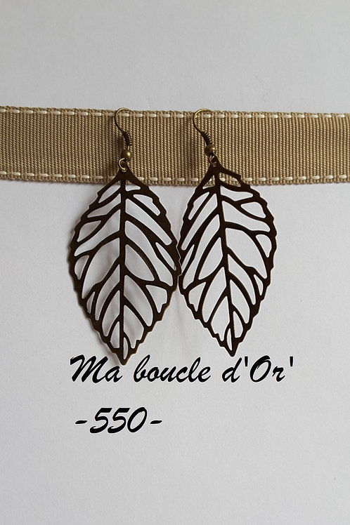 Boucles n°550