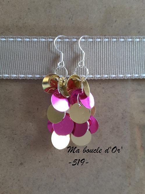 Boucles n°519
