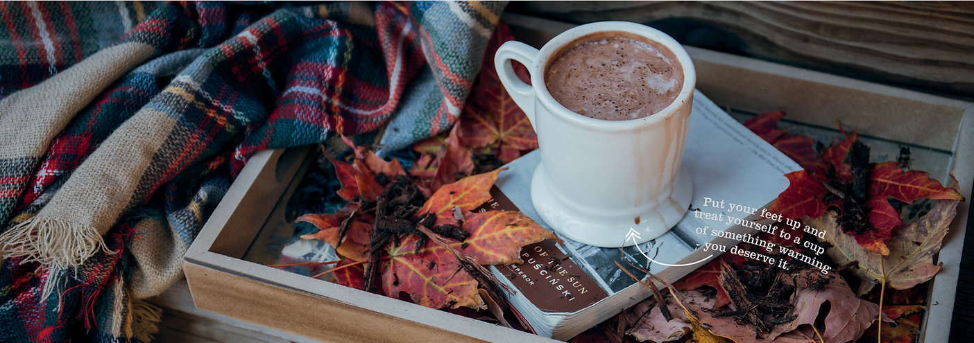Hot chocolate for cancer patients