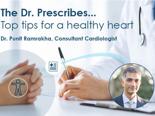 Five Steps for a Healthy Heart