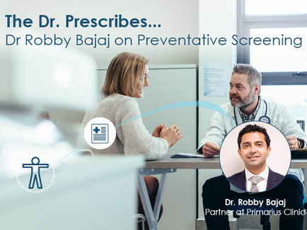 The importance of Preventative Screening