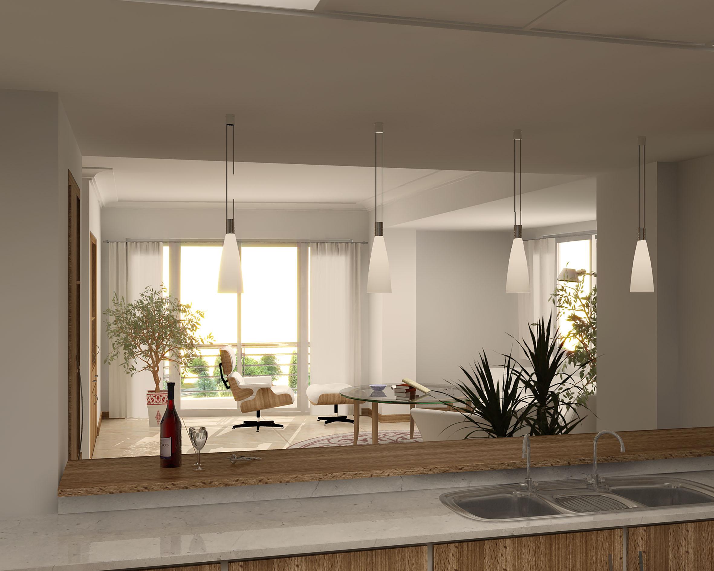 2-bedroom-type3-wohnküche-01