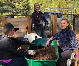 Truckee compost, Slow Food Lake Tahoe in Truckee, CA