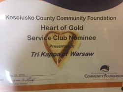 Heart of Gold 2015