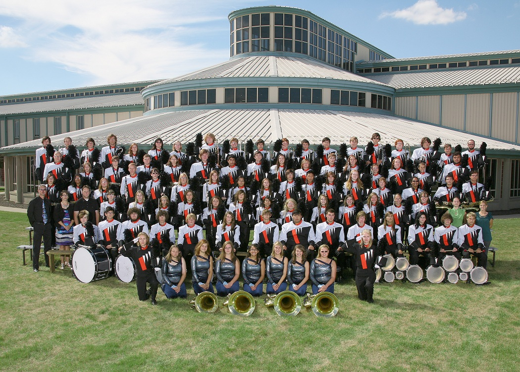 WCHS Tigers Pride Band & Guard