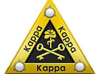 Tri Kappa Member dues 2020-2021