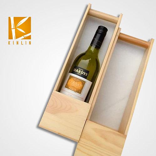 Wooden Wine Holder