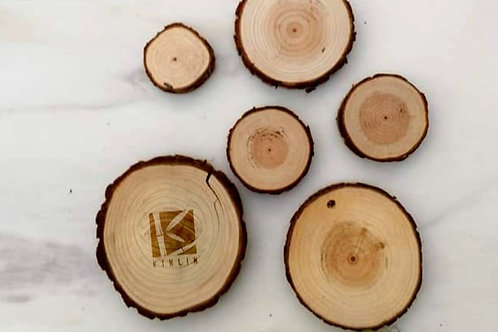 Wood Slice (S/M/L)
