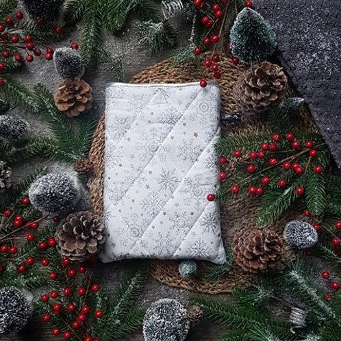 """Pochette pour livre """"Let it snow"""""""