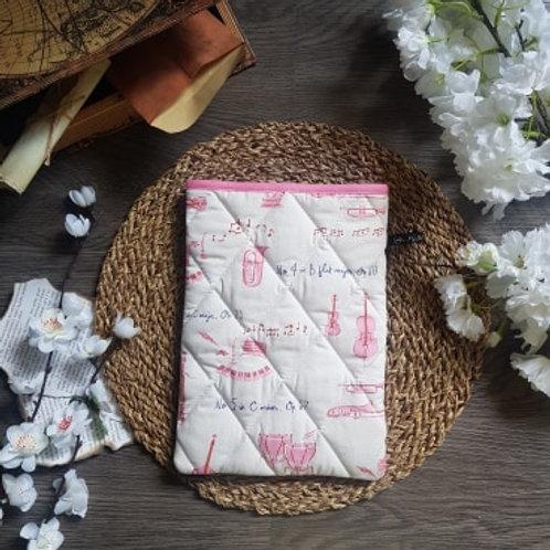 """Pochette pour livre """"Des gammes et des arpèges"""""""