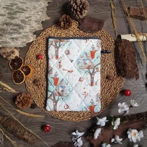 """Pochette pour livre """"In the tree"""""""