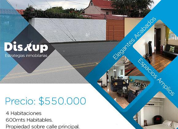 RD-133 Propiedad Comercial Calle Blancos