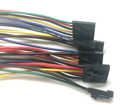 PRE-AMP/MIXER WIRE HARNESS- SET OF 7