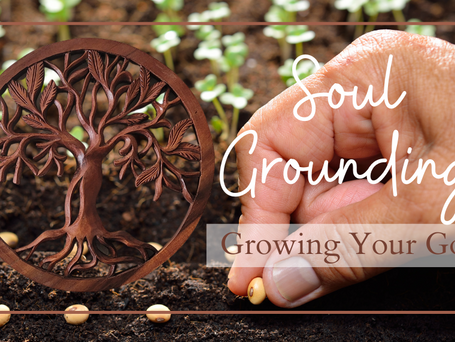 Do You Feel Grounded? Why Does it Matter? The Sacred Experience of Feeling Grounded