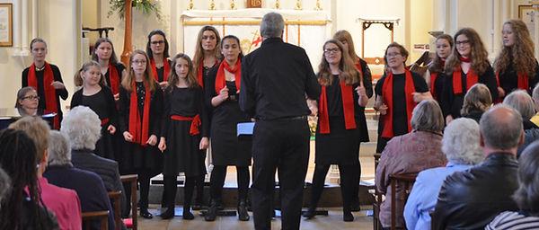 MK Youth Choir Christmas concert