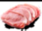 人間用の豚肉