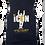Thumbnail: Black & Gold iCON Muscle Tank